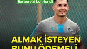 Trabzonspor Uğurcan Çakır'ın satış bedelini belirledi