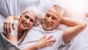 Yaşlıların cinsel hayatları daha kaliteli