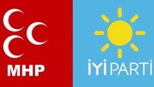 135 kişi İYİ Parti'den istifa edip MHP'ye geçti
