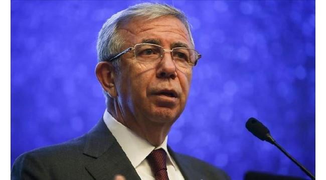 ABB Başkanı Mansur Yavaş tüm randevularını iptal etti