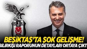 Beşiktaş'ta Fikret Orman dönemine ait bilirkişi raporu belli oldu