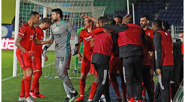Çaykur Rizespor 2-3 Beşiktaş