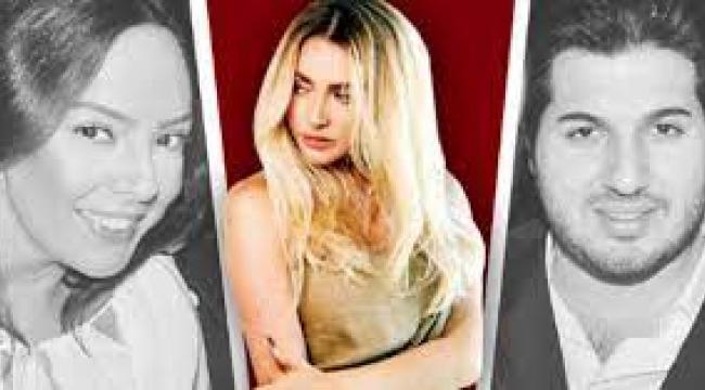 Ebru Gündeş ile Reza Zarrab'ın boşanma davasından şarkıcı Hadise çıktı