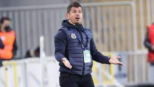 """Emre Belözoğlu: """"Büyük takım daha iyi reaksiyon vermeli"""""""