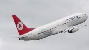Erbil Havalimanı kapatıldı, THY uçağı geri döndü