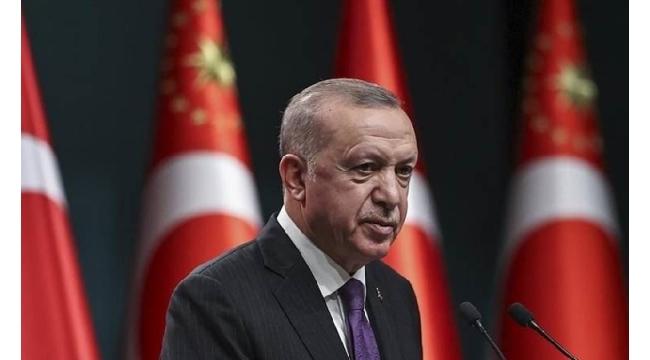 Erdoğan açıkladı: Türkiye'den Libya'ya 150 bin doz aşı