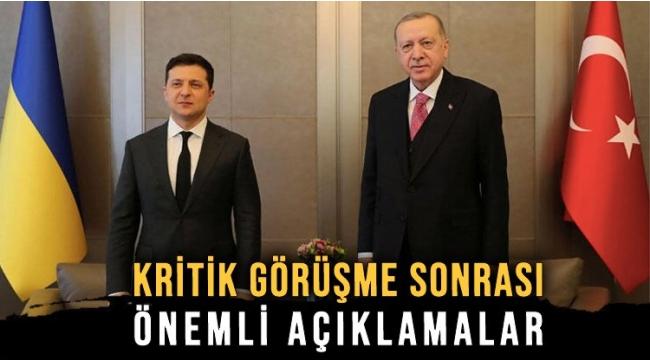 Erdoğan'dan Rusya'yı kızdıracak açıklama
