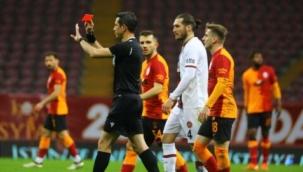 Galatasaray Karagümrük maçına VAR damga vurdu!