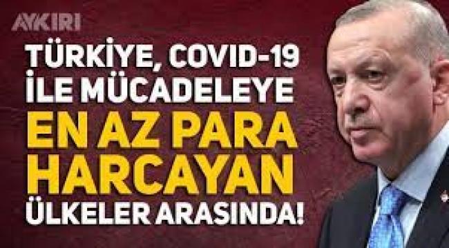 IMF: Türkiye salgınla mücadeleye en az harcama yapan ülkelerden
