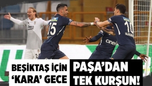 Kasımpaşa Beşiktaş 1-0