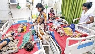 Korona kıyameti! Hindistan'daki kriz her gün daha kötüye gidiyor