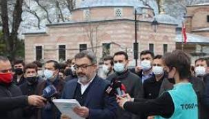 Siyasetin merkezi oldu: Ayasofya Camii