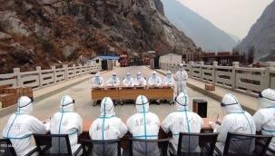 Yeni dünya: Çin ve Nepal askeri heyetleri böyle görüştü!