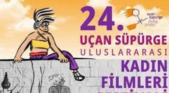 24. Uçan Süpürge Uluslararası Kadın Filmleri Festivali 4-11 Haziran'da Ankara'da