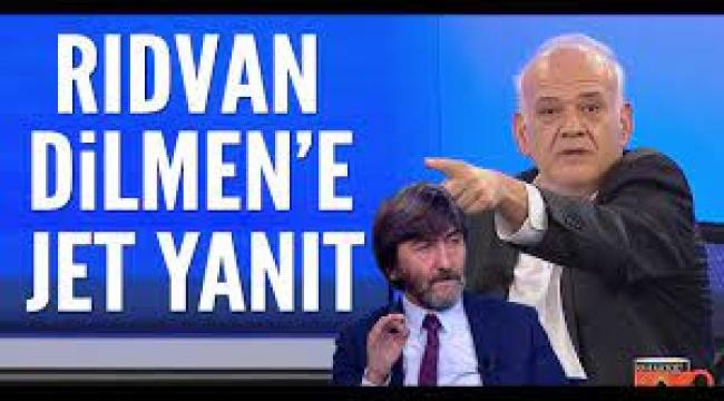 Ahmet Çakar'dan Rıdvan Dilmen'e sert sözler: Erdoğan'dan güç devşirme!