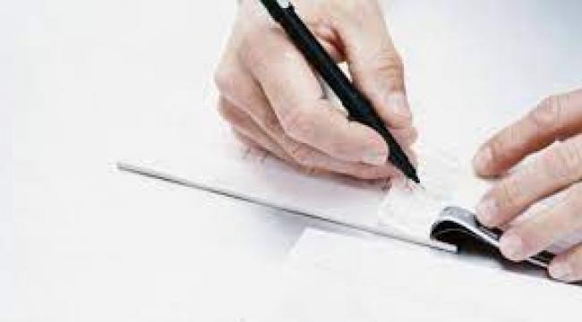 Çek düzenlemesinden geri adım atabilmek için yasa değiştirilecek