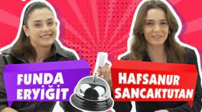 Funda  ve Hafsanur Sosyal Medyadan Gelen Soruları Yanıtlıyor!