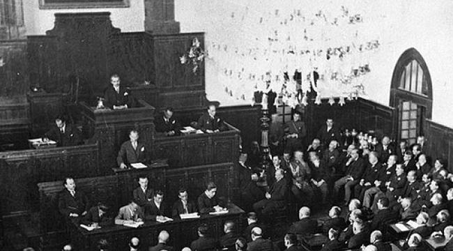 İlk Meclis de içkiyi yasaklamıştı