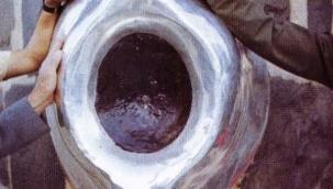 Kâbe'deki Hacerü'l Esved taşı yüksek çözünürlüklü olarak yakından görüntülendi