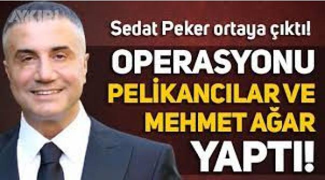 'Mehmet Ağar' ve 'Pelikancılar' için neler söyledi?