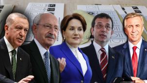 Son anket: AKP oyları dip yaptı