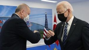 Biden'dan Erdoğan ile görüşme sonrası ilk açıklama