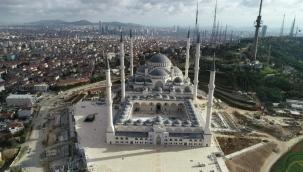 İBB, Çamlıca Camii için 290 milyon dolardan fazla harcamış