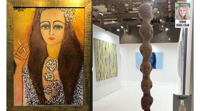 İstanbul'un yeni çağdaş sanat fuarı: Artcontact İstanbul kapılarını açtı