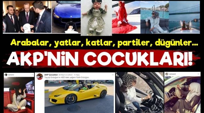 """Kim bu """"AKP çocukları"""""""