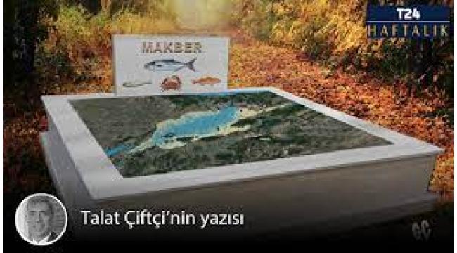 Marmara'ya ağıt