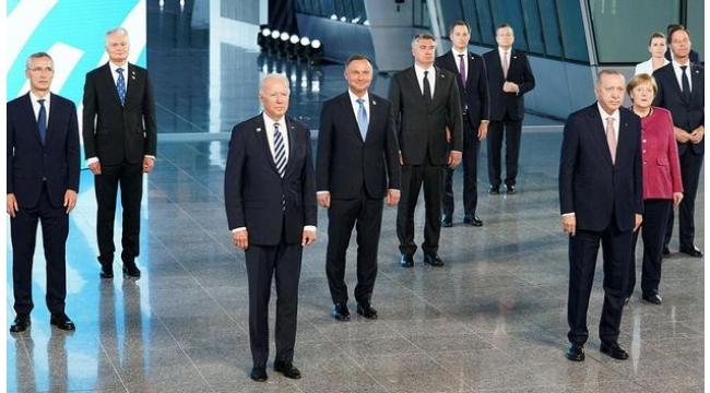 NATO zirvesinde Rusya ve Çin tehdit ilan edildi