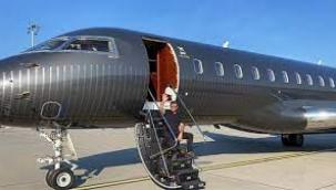 SBK'nın Uçağı Venezuela-Türkiye Arasında 40 Sefer Yapmış