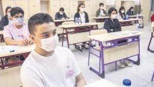 Sınavda maske takılacak mı, Covid-19 testi pozitif çıkanlar ne yapacak