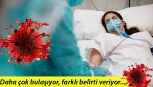 Türkiye'de de görülen 'Delta' varyantının belirtileri neler?