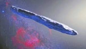 Yıldızlararası uzay cismi Oumuamua hakkında bomba iddia