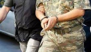 47 ilde büyük operasyon... 229 askere gözaltı