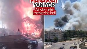 Antalya kâbusu yaşıyor... 3 mahalle ve hastane boşaltıldı