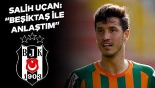 Beşiktaş'ta Salih Uçan'ın maliyeti belli oldu! İşte yıllık ücreti