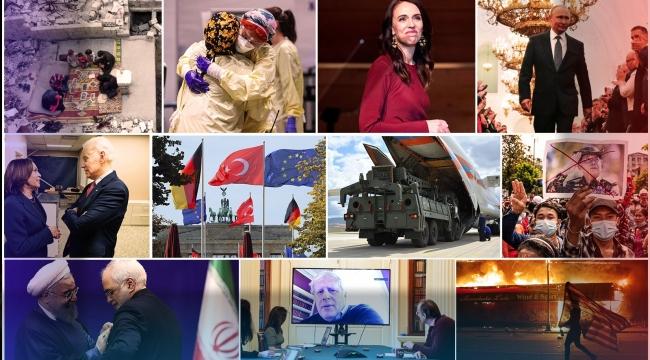 """Dünya basınında bugün   """"Erdoğan'ın müjdesinden beton çıktı"""""""