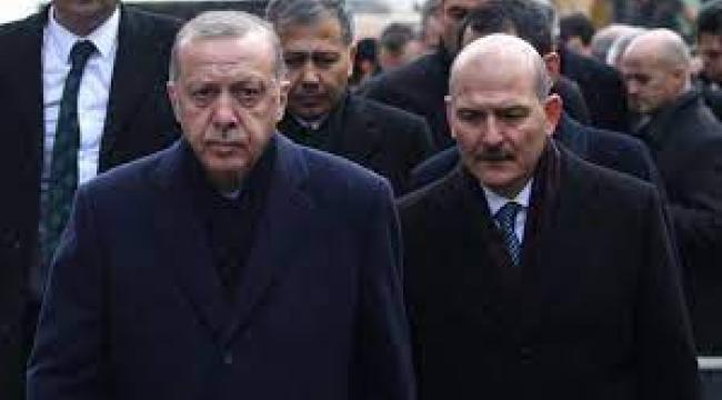Erdoğan Listesini Değiştirdi: Soylu'nun Üstünü Çizdi