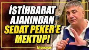 Eski istihbarat ajanı Enver Altaylı'dan Sedat Peker'e mektup