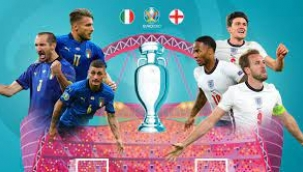 EURO 2020'de finalin adı İngiltere-İtalya