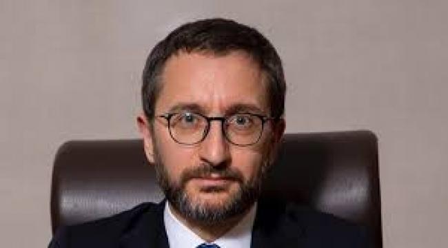 Fahrettin Altun: Kimsenin masasına meze yaptırmayız