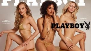 Olimpiyatlara gitmeden Playboy için soyundular