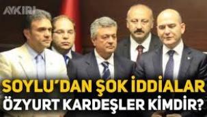 Sedat Peker: Özyurt Kardeşler, Süslü Sülü'nün gizli ortağı ve kasası