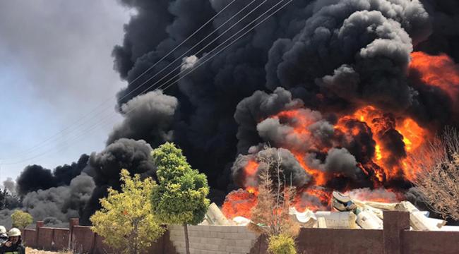 Son dakika: Gaziantep'te patlama!