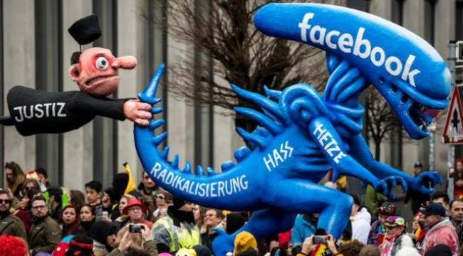 Sosyal medyaya Almanya modeli...