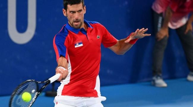 TOKYO 2020 | Novak Djokovic olimpiyat oyunlarına veda etti