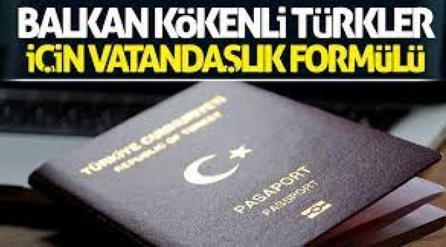 Türklere Makedonya vatandaşlığı veriliyor