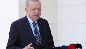 Erdoğan'dan Yangında Evi Yananlara Kredi Teklifi